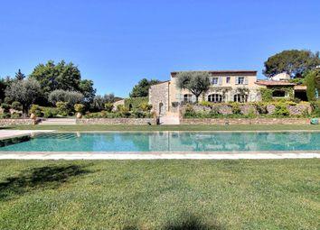 Thumbnail 6 bed property for sale in Valbonne, Provence-Alpes-Cote D'azur, 06560, France