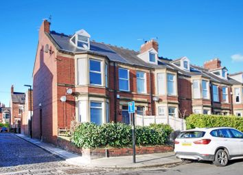 Thumbnail 3 bedroom flat for sale in Wolveleigh Terrace, Gosforth, Newcastle Upon Tyne