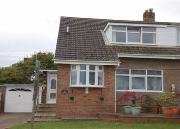 Thumbnail 3 bed semi-detached house for sale in Osprey Close, West Cross, Swansea