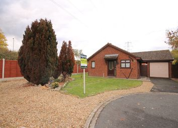 Thumbnail 2 bed detached bungalow for sale in Orchid Close, Worcester