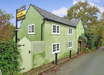 Thumbnail 3 bed cottage for sale in Old Road, Stone, Staffordshire