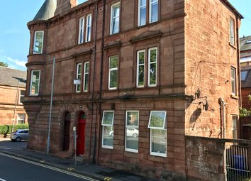 Thumbnail 2 bed flat for sale in Old Glasgow Road, Uddingston