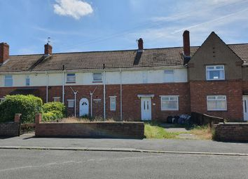 Thumbnail 3 bed terraced house to rent in Newham Avenue, Hazlerigg, Newcastle Upon Tyne