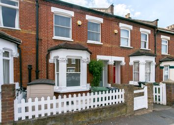 Thumbnail 4 bed terraced house for sale in Wellfield Road, London