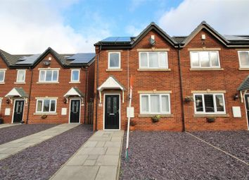 Thumbnail 3 bed town house for sale in Main Street, Great Heck, Goole