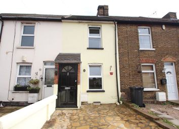 Thumbnail 2 bed terraced house for sale in Invicta Road, Dartford