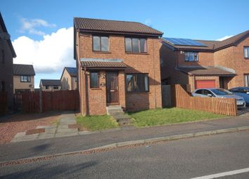 Thumbnail 3 bed detached house for sale in 27, Robertson Way, Livingston