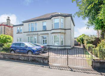 Thumbnail 4 bedroom flat for sale in Greenock Road, Paisley