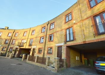Thumbnail 6 bed town house for sale in Yarrow Crescent, Beckton, London