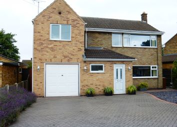 Thumbnail 4 bed detached house for sale in Macaulay Drive, Balderton, Newark
