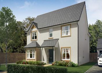 Thumbnail 4 bed detached house for sale in Vert Court, Haldane Avenue, Haddington