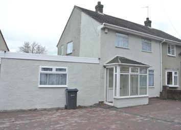 Thumbnail 3 bed semi-detached house to rent in The Oaks, Castle Bromwich, Birmingham