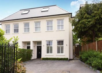 Thumbnail 5 bedroom semi-detached house for sale in Richmond Road, New Barnet