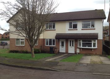 Thumbnail 2 bed terraced house to rent in Oriel Road, Daventry