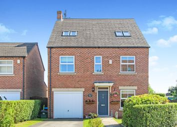 Thumbnail 6 bed detached house for sale in The Laurels, Barlby