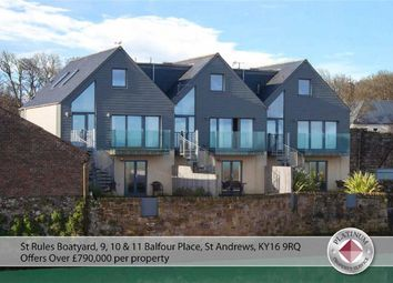 Thumbnail 3 bed town house for sale in St Rules Boatyard, 10, Balfour Place, St Andrews