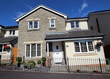 Thumbnail 4 bed detached house for sale in The Dairy, Cross Inn, Pontyclun, Rhondda, Cynon, Taff.