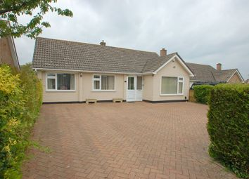 3 bed detached bungalow for sale in Leveson Close, Alverstoke, Gosport PO12