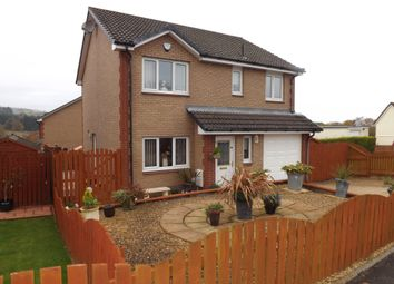 Thumbnail 4 bed detached house for sale in 22 Priory Avenue, Lesmahagow, Lanark