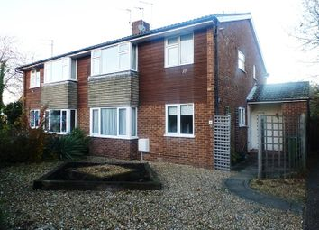 Thumbnail 2 bed maisonette to rent in Carisbrooke Road, Cambridge