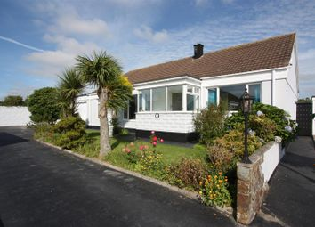 Thumbnail 3 bed detached bungalow to rent in Quintrell Gardens, Quintrell Downs, Newquay