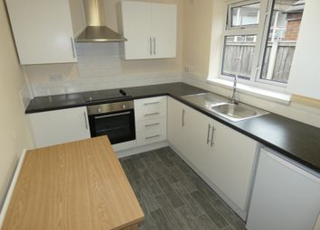 Thumbnail 3 bed terraced house to rent in Queen Anne Street, Stoke-On-Trent