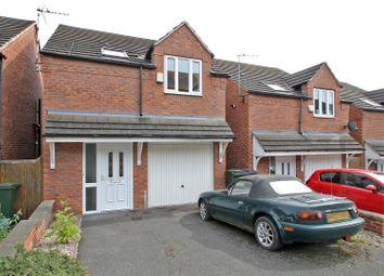 Thumbnail 3 bed detached house for sale in Pilkington Road, Nottingham
