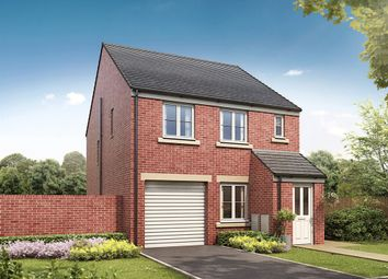 "Thumbnail 3 bedroom detached house for sale in ""The Chatsworth"" at Mayfield Drive, Leigh"