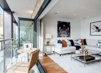 Thumbnail 3 bed town house for sale in Oxbridge Terrace, Palace Wharf, Fulham, London