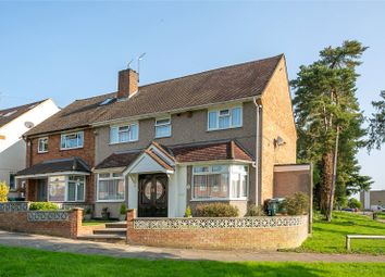 4 bed semi-detached house for sale in Newhouse Crescent, Watford, Hertfordshire WD25