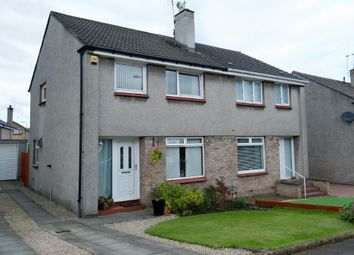 Thumbnail 3 bed semi-detached house for sale in Hazel Dene, Bishopbriggs, Glasgow