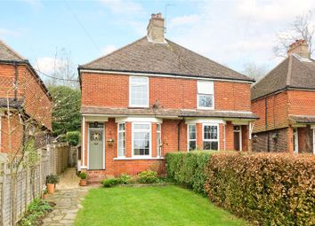 Thumbnail 3 bed semi-detached house for sale in Underwood Road, Haslemere, Surrey