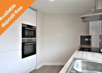 Thumbnail 1 bed flat to rent in Whitworth Road, Gosport