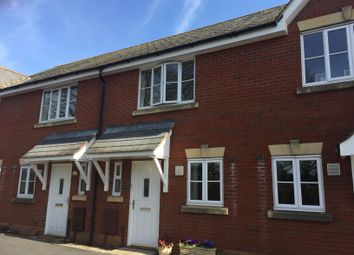 Thumbnail 2 bed terraced house to rent in Norman Crescent, Budleigh Salterton