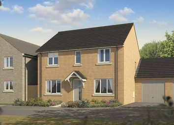 "Thumbnail 4 bed detached house for sale in ""The Chedworth "" at Bishops Hull Road, Bishops Hull, Taunton"