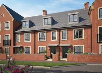 Forest View, Mile End, Colchester CO4. 3 bed town house