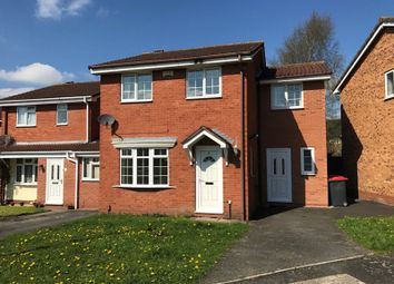 Thumbnail 4 bedroom detached house for sale in Ripley Close, Leegomery, Telford