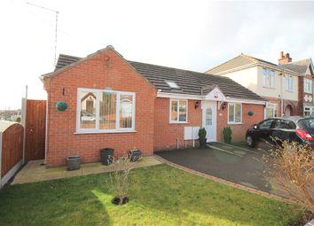 Thumbnail 2 bed detached bungalow for sale in Drury Avenue, Spondon, Derby