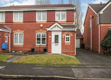 Thumbnail 3 bed semi-detached house for sale in Corn Meadows, Bedworth, Warwickshire