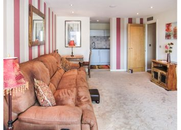 Thumbnail 2 bedroom flat for sale in Victoria Wharf, Cardiff Bay