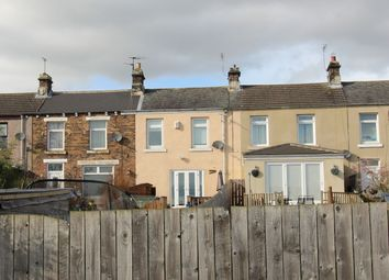 Thumbnail 2 bedroom terraced house for sale in Railway Terrace, Willington, Crook