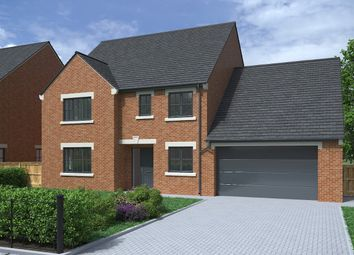 Thumbnail 4 bed detached house for sale in Romangate, Middleton Lane, Middleton St George