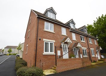 Thumbnail 3 bedroom end terrace house for sale in Brimscombe Meadow, Chilcompton, Somerset