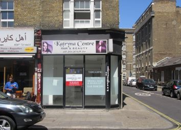 Thumbnail Retail premises to let in Bell Street, London