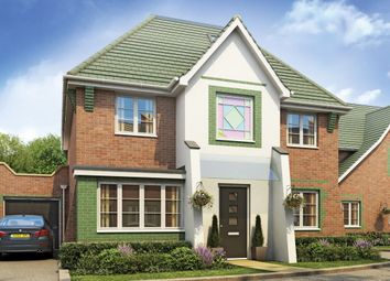 Thumbnail 5 bed detached house for sale in Pine Trees Daws Hill Lane, High Wycombe