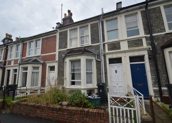 Thumbnail 4 bedroom property to rent in Manor Road, Bishopston, Bristol