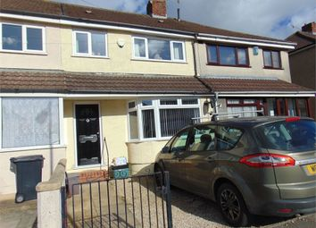 Thumbnail 3 bed terraced house for sale in Novers Park Drive, Knowle, Bristol