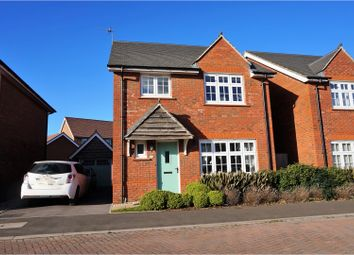 Thumbnail 4 bed detached house for sale in Windsor Castle Road, Newport