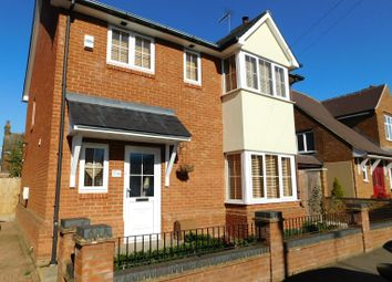 Thumbnail 4 bed detached house for sale in Grove Road, Stevenage, Herts