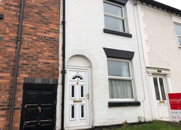 Thumbnail 2 bed terraced house to rent in Castle Street, Stafford